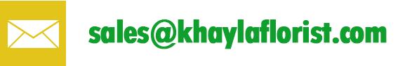 email Khayla florist
